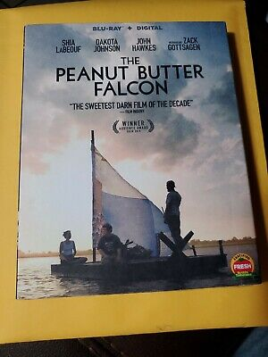 The Peanut Butter Falcon (Blu Ray No Digital Codes)