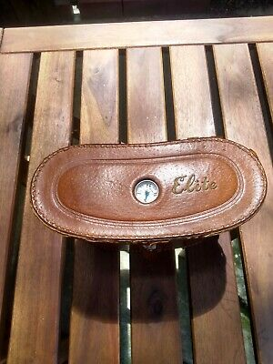 Vintage Bushnell Elite Binocular Case With Compass. Case Only Mid / Full Size
