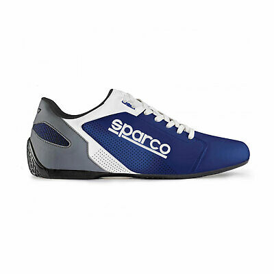 Sparco SL-17 Casual Shoes - Blue size EUR 43 NEW