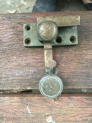 Antique Vintage Architectural Fitting brass