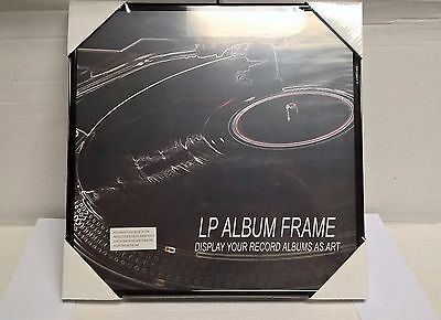 LOT OF (100) RECORD ALBUM FRAMES NEW in wrap. FREE SHIP