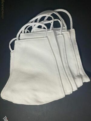 5 Face Mask Reusable Washable non-medical High Quality Air Filtering Cotton