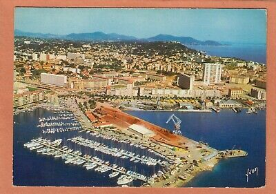 4015 - Toulon - Vue Aerienne - Photo Alain Perceval - Ecrite