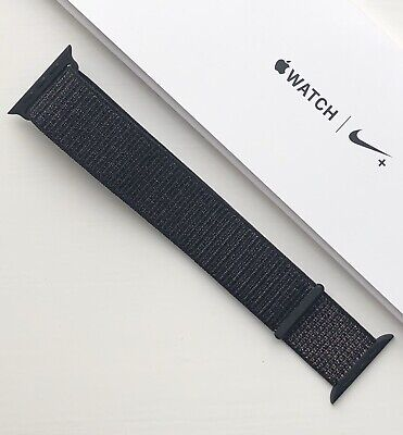 Apple Watch Black Sport Loop - 42/44mm XL Extra Large
