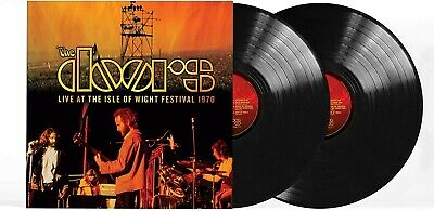 Lp The Doors Live At The Isle Of Wight Festival 1970 603497860951