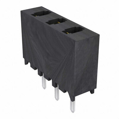 [30 count] Samtec MMS-103-01-T-SV Receptacle Connector