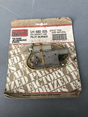 Factory Authorized Parts, LH 680 005, Pilot Burner, NEW SEALED PACKAGE!