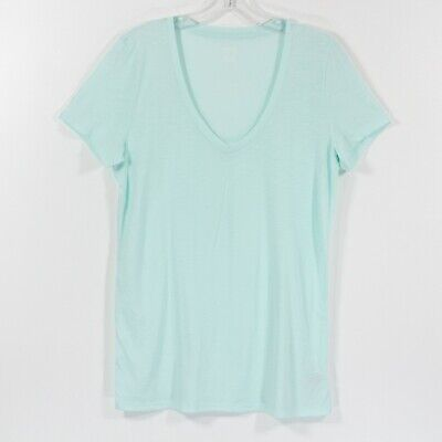 PINK by Victoria Secret Women's Short Sleeve Turquoise T-Shirt |Size S, M, L NEW