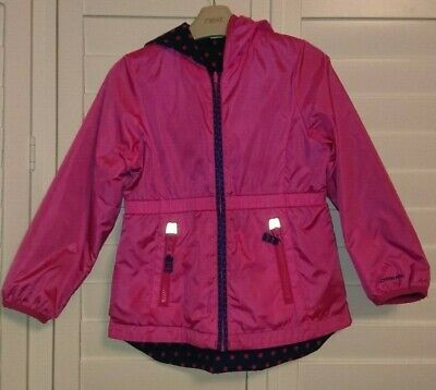 Girls London Fog Pink Coat Age 5-7 Years