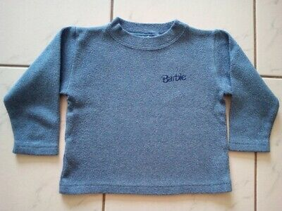 Sweat Fille Barbie 2 - 3 Ans