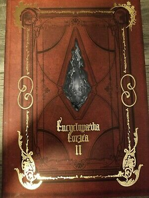 Encyclopaedia Eorzea The World of FINAL FANTASY XIV Volume II