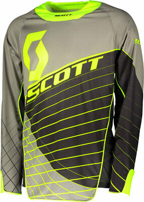 Scott Enduro Cross Shirt schwarz-gelb