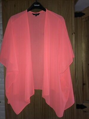 New Look Generation 915 Generation Neon Orange Size L  Light Over Jacket