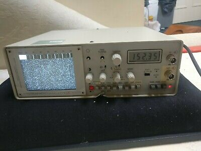 Promax TV Spectrum Analyser MC-277B  (IFO) - Tested & Working - Free Shipping!