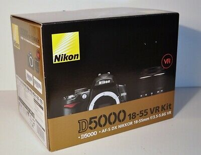 NIKON D5000 Empty Box ONLY, NO CAMERA