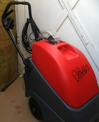 Victor SD15 Compact Commercial Scrubber Dryer (240volts Mains Operated)
