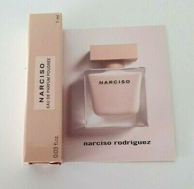 ❤️ Narciso Rodriguez - Narciso Poudrée ❤️ Parfümprobe ❤️ Probe For Women
