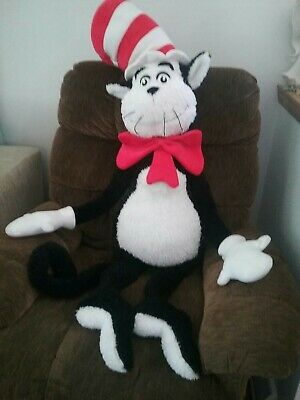 "Cat in the Hat 57"" Plush 2002"