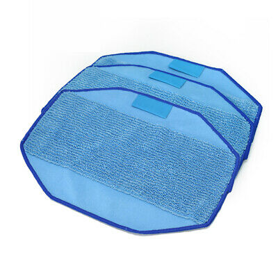Mop Cloth Replacement Washable Cleaning For Irobot Braava Pro-Clean 308t/380/320