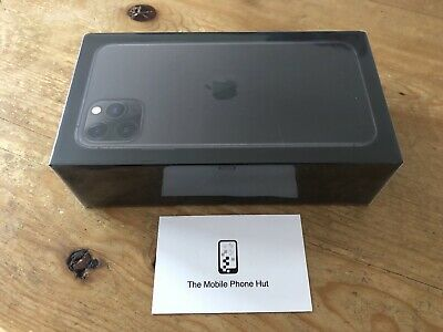 NEW SEALED Apple iPhone 11 PRO MAX 256GB A2218 GREY (UNLOCKED) APPLE WARRANTY