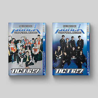 [NCT127] Repackage Album / Neo Zone:The Final Round / Punch / New, Sealed