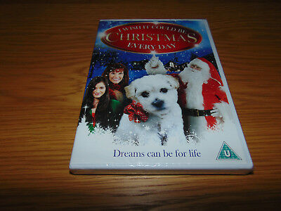 I Wish It Could Be Christmas Everyday (DVD, 2011) New and Sealed