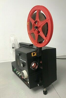 Chinon Sound 7500 Mag SUPER 8 Sound CINE  PROJECTOR fully serviced
