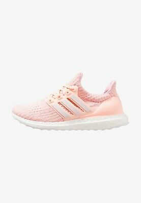 ADIDAS WOMENS ULTRA Boost Trainers Clear Orange, Orchid