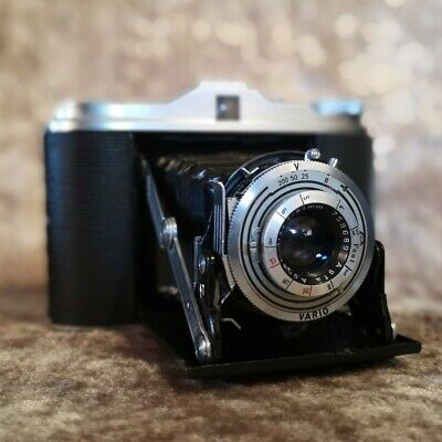Agfa Isolette film tested