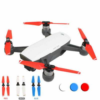 2 Pair for DJI SPARK Propellers Foldable Quick Release Drone Props | UK Seller |