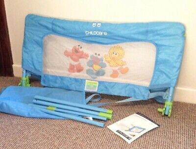 Baby Toddler Bed Rail Safety Bed Guard Sleepsafe Foldable Portable By Childcare