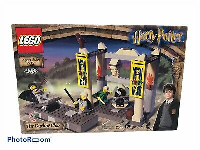 LEGO 4733 Harry Potter The Dueling Club Brand New Sealed