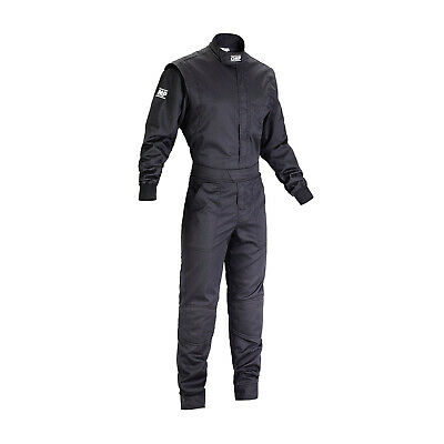 OMP SUMMER black Karting Suit s. 52