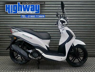Sym Symphony ST 125 EFI Scooter Learner Legal Latest Model Pcx P/X Welcome