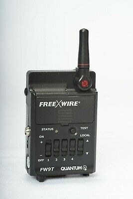 Quantum FW9T FreeXWire Wireless Transmitter