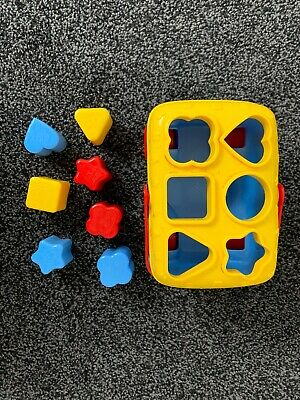 baby toy shape sorter
