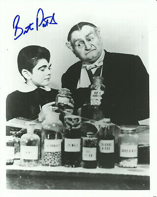 Butch Patrick The Munsters Eddie In-Person Hand Signed Autographed Photo