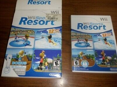 Wii Sports Resort For Nintendo Wii