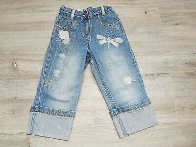 💕 Next  💕 Girls shorts jeans  Age  5 Years 💕