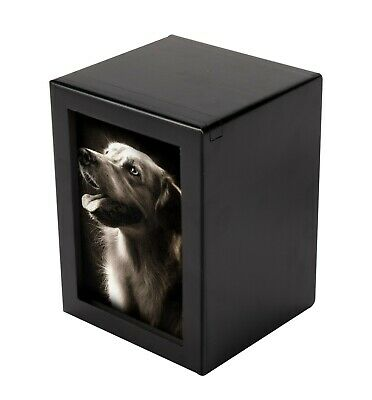 Pet Cremation Urn with Photo Frame