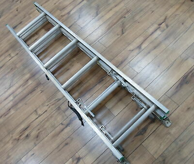 Werner 18Ft Extension Aluminum Ladder