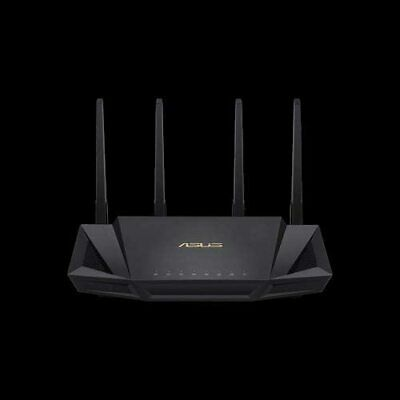 ASUS RT-AX58U Dual Band WIFI Router (RT-AX3000)