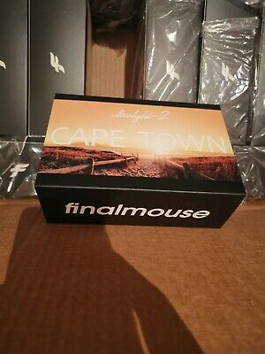 Finalmouse Ultralight 2 Cape Town Gaming Mouse Bnib Sealed