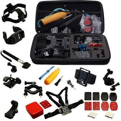 Large Accessories Kit Outdoor Sports Bundle Camera for GoPro Hero 2/3/4 30 in 1