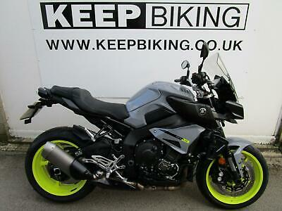 2016 Yamaha Mt-10 Abs 25210 Miles. Full Service History. 1 Owner. Tail Tidy.