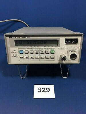 HP Hewlett Packard 437B Power Meter
