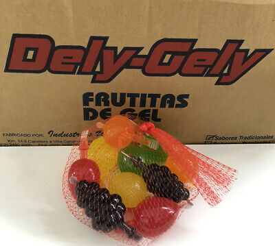 Dely-Gely Fruit Jelly! TIK TOK CANDY 10 PIECES PER BAG.~