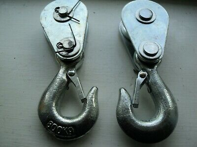 lifting pulley hook