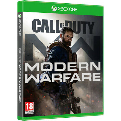 Call Of Duty Modern Warfare Xbox One ( No - Cd ) Multilanguage