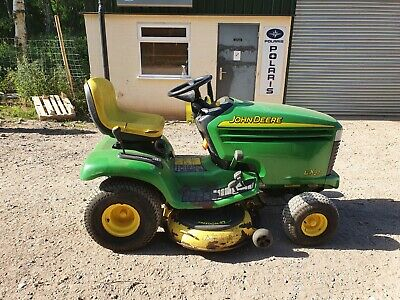 "John Deere Lx277. 42"" Mid Deck Low Hours No Vat"